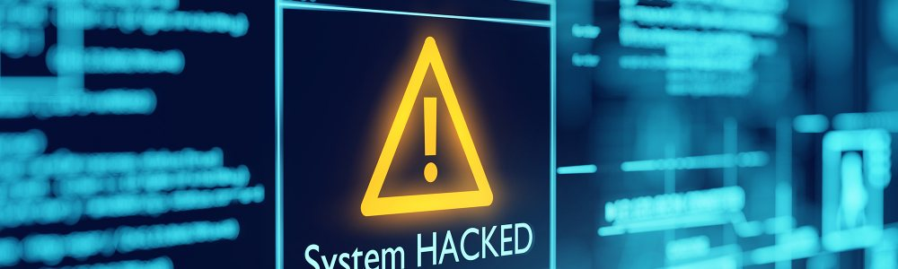 ransomware system hacked