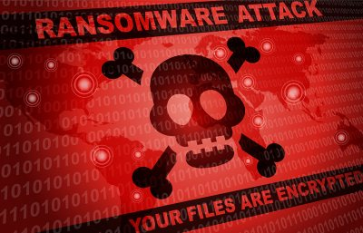 RANSOMWARE ATTACK Header