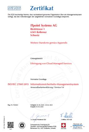 ISO 27001 itpoint