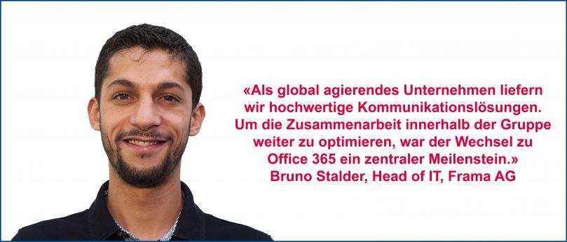 Bruno Stalder Zitat DE