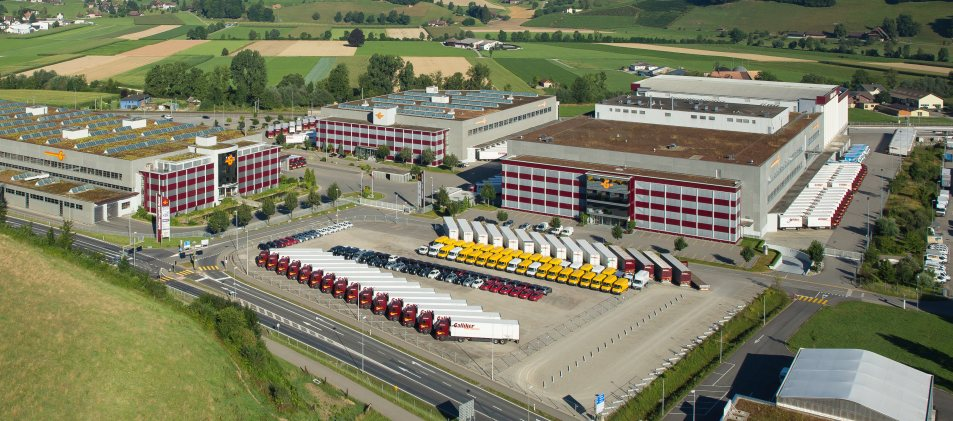 Galliker Transport Hauptsitz Web